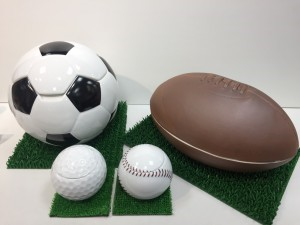 ボール型骨壷